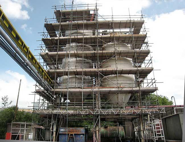 independent scaffolds