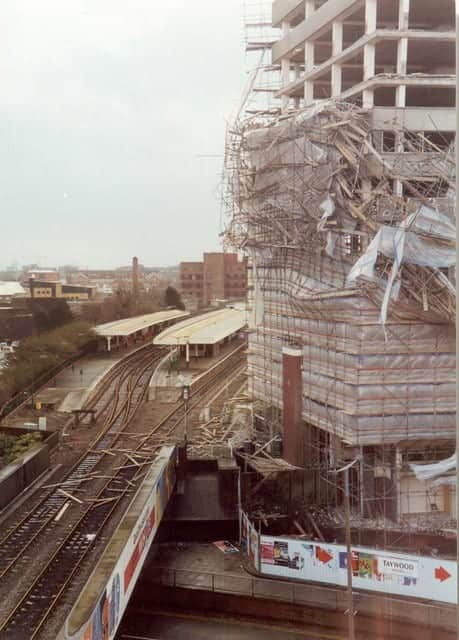 Scaffolding Accidents Pictures