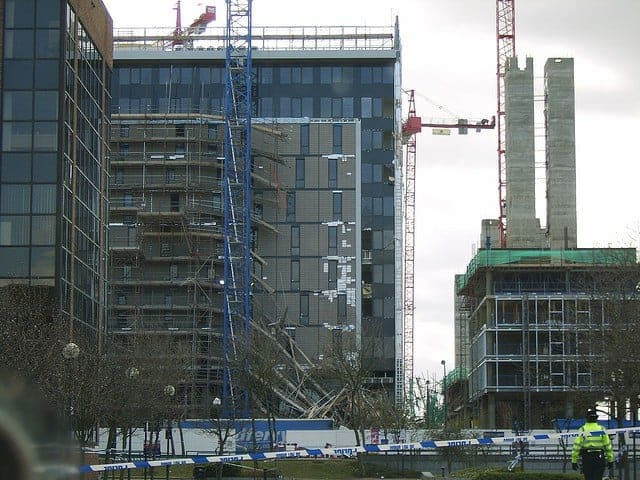 Anniversary Of Fatal Milton Keynes Scaffold Collapse