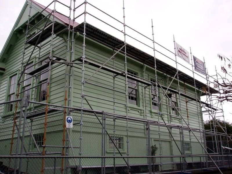Scaffolding in New Zealand
