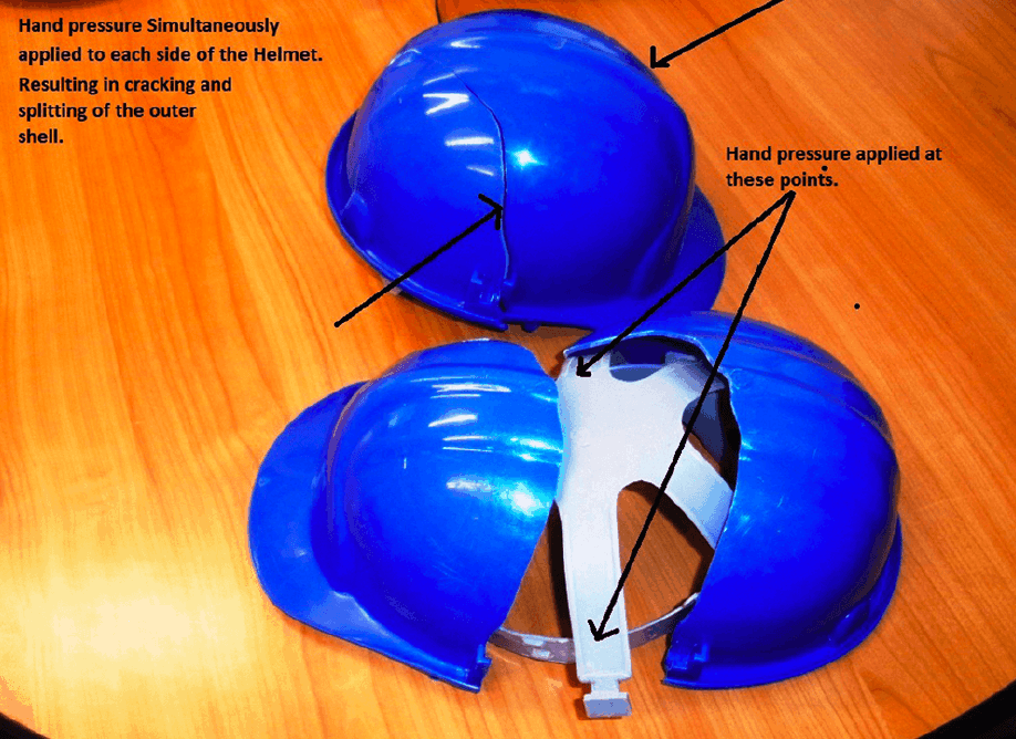 Fake Hard Hat