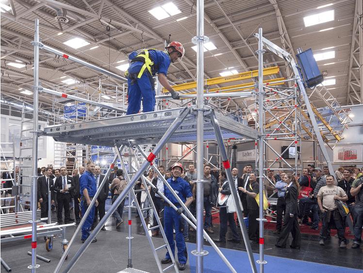layher allround lightweight scaffolding