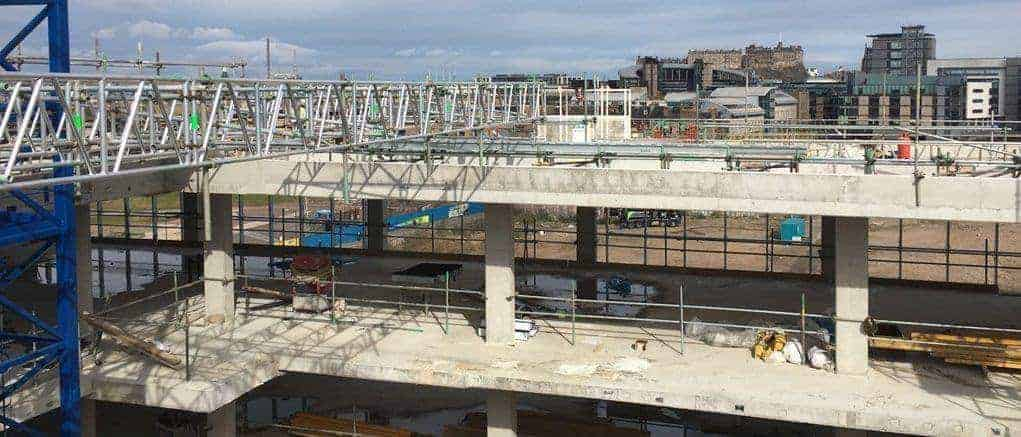 City Access Scaffolding saves contractor thousands with innovative build