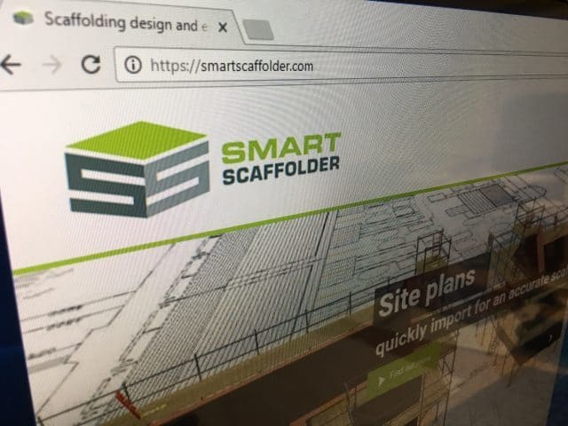 SMART Scaffolder Website