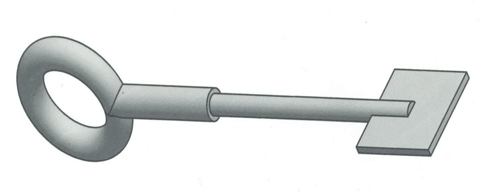 Malvern Key-Tie