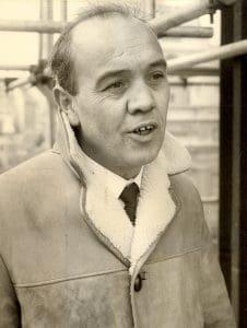 Patrick Hanifan, Coventry Scaffolding