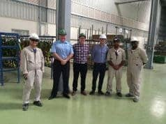 newly accredited scaffolding training facilities in Oman