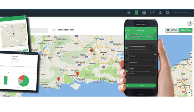SMART Scaffolder Inspection app