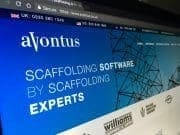Avontus new website