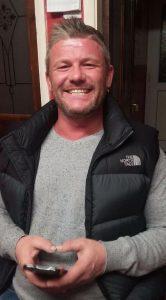 Scaffolder Wayne Evans