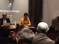 APPG Falls from height inquiry