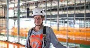 Maggie Myocevich, New Zealand's first female apprentice