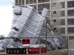 Scaffold Collapse