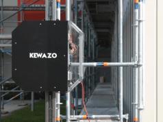 Kewazo Scaffolding Robot