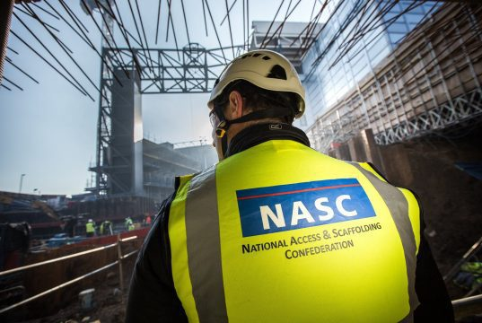 NASC pays out £50k in training fund