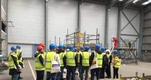 Scaffolding training tour