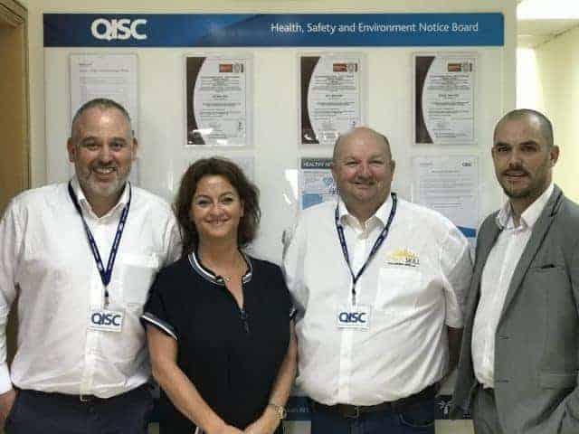 CISRS OSTS training centre in Qatar, Simian International