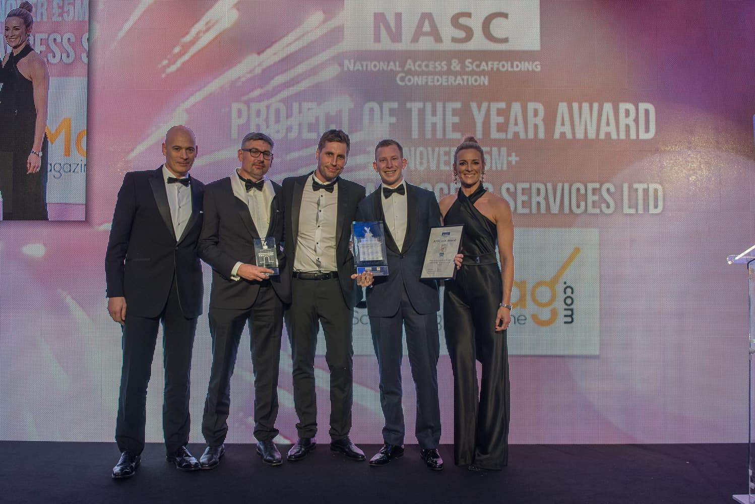 NASC Project of the Year 2018