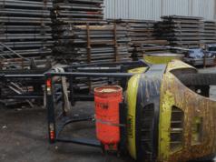 Scaffolding Forklift