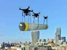 MR Scaffolding Drones