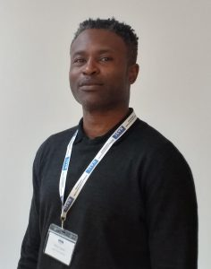 Henry Annafi, NASC Training Officer