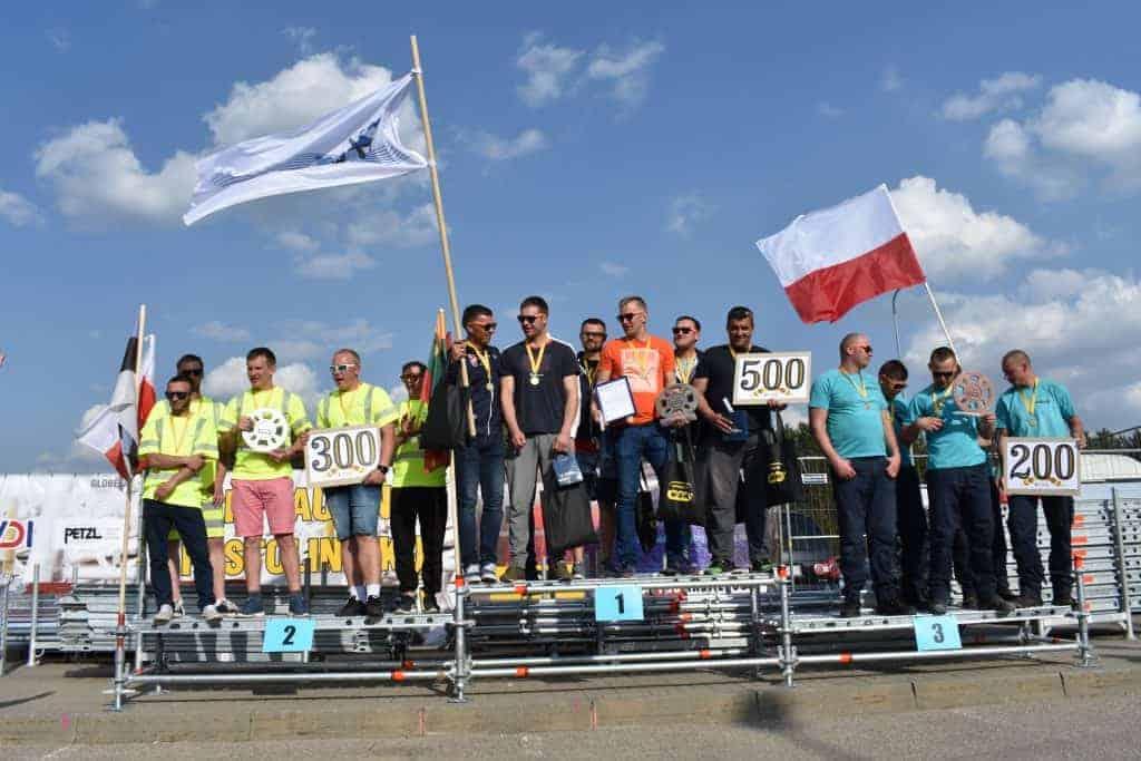 Lithuania Scaffolding Champions 2019