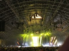 Acorn Event Structures at Creamfields