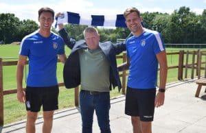 TEXO Scaffolding sponsors Colchester United