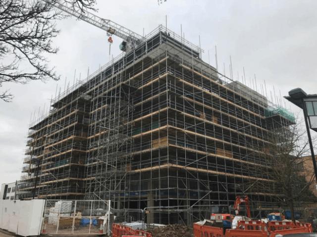 MG Scaffolding (Oxford)