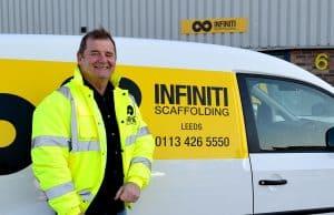 Infiniti Scaffolding New Leeds Depot