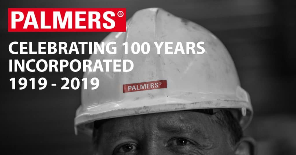 Palmers Scaffolding turns 100