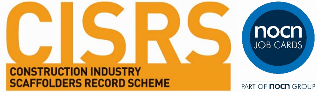CISRS NOCN Job Cards Logos