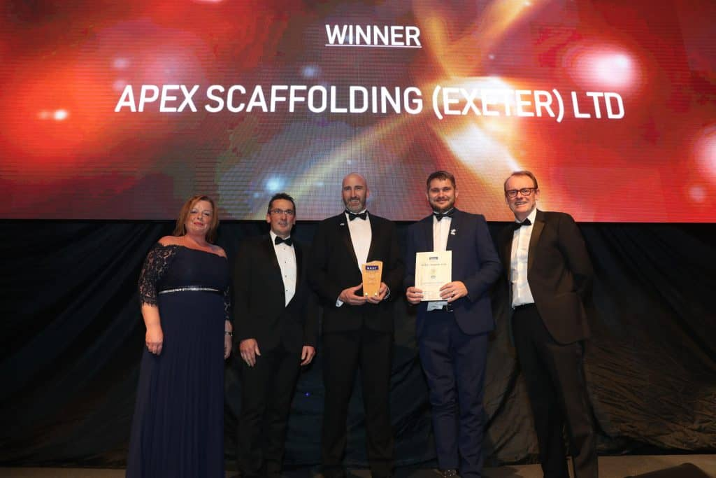 Apex Scaffolding (Exeter) Ltd
