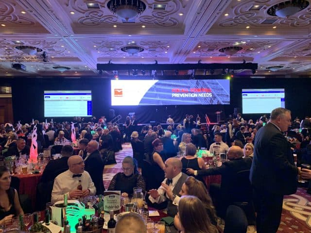 NASC Annual Ball & Awards 2019