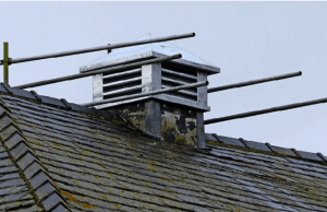 Scaffolder roof fall in Morecambe