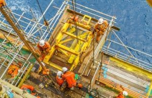 stork bags north sea offshore contract