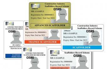 CISRS Smart cards delayed