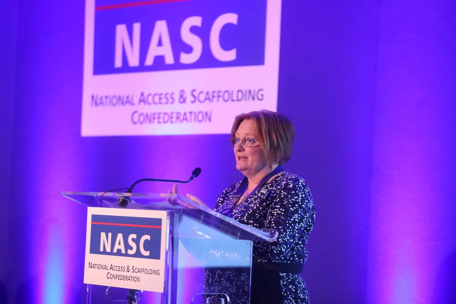 Lynn Way at the NASC