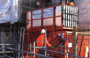 Benchmark Hoists assets acquired by Brandsafway