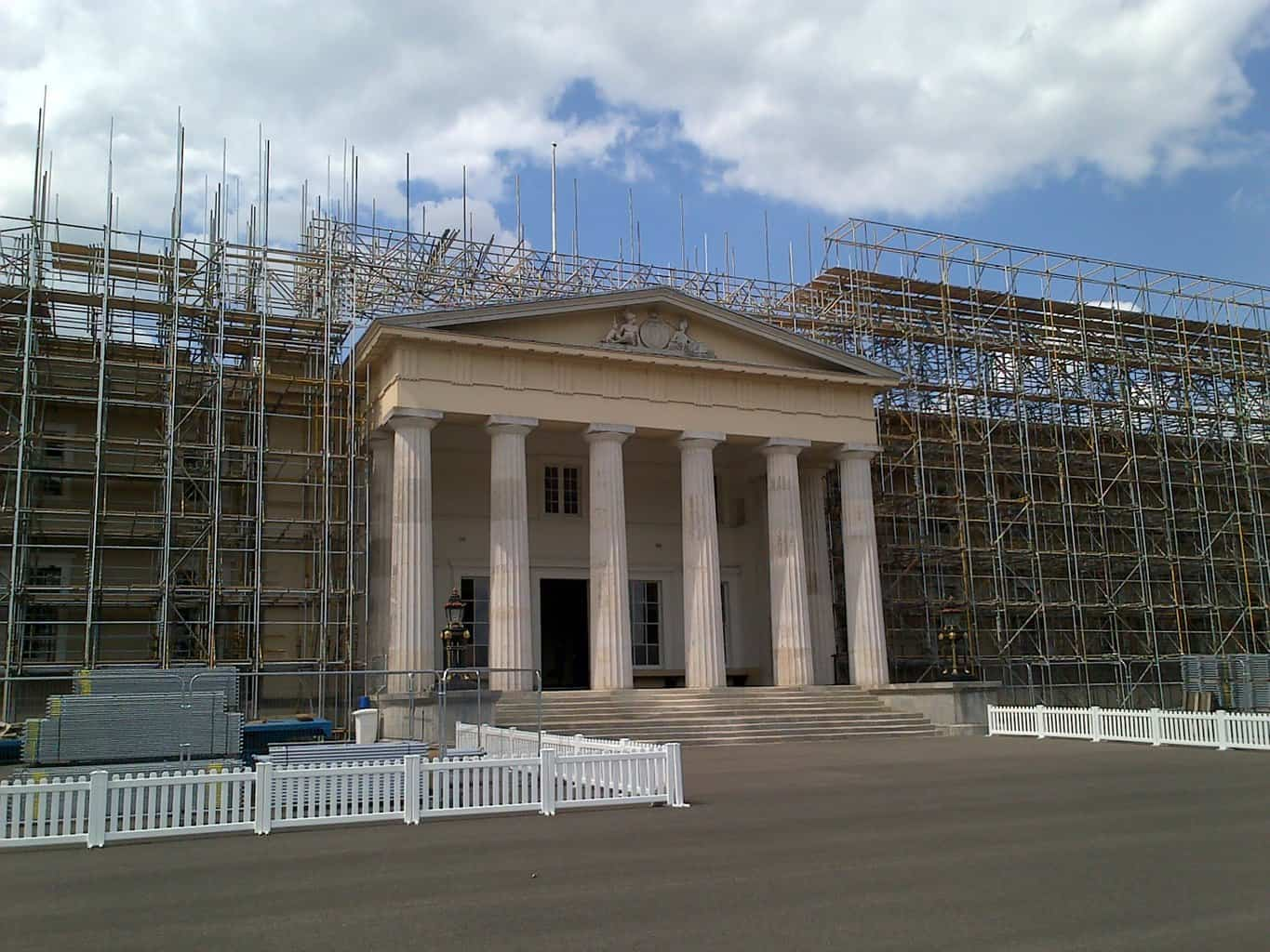 Enigma industrial services at Sandhurst Military Academy