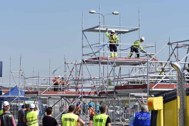 scaffolding championship