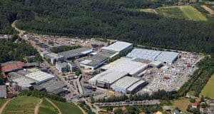 Layher Factory Germany