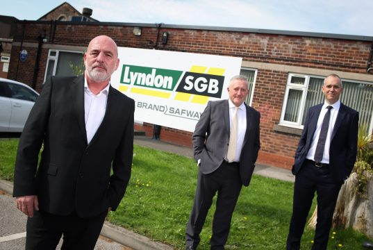National scaffolding and access firm Lyndon SGB has launched a new single depot in Manchester..