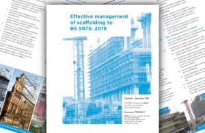 TWf launches new scaffold guidance