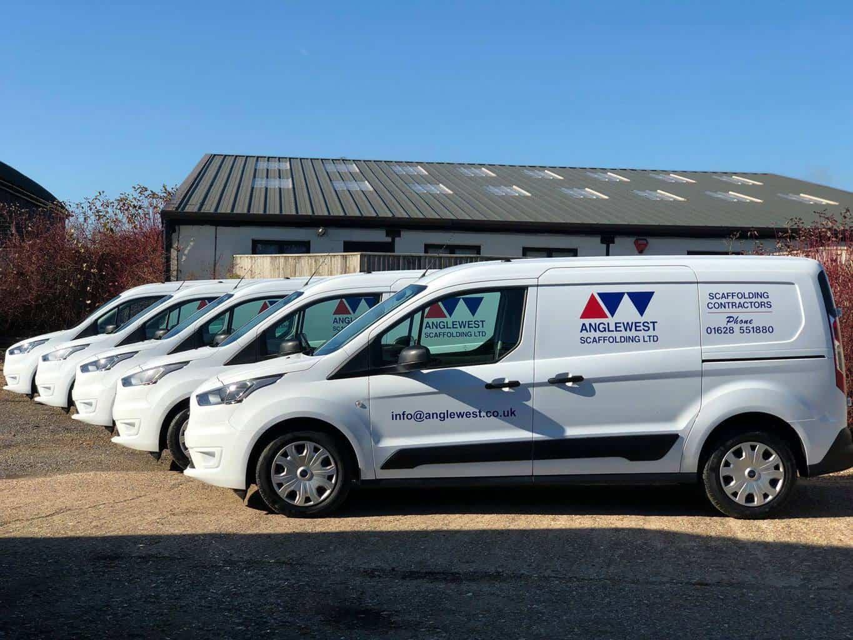 Anglewest Scaffolding calls in liquidators