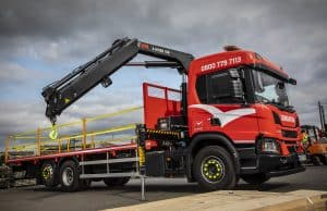 Generation UK has invested in two Hiab 188B-2 Hi Duo Cranes on a Scania chassis to boost its 70-strong fleet.