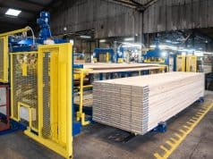 Industry sees record demand for scaffold boards