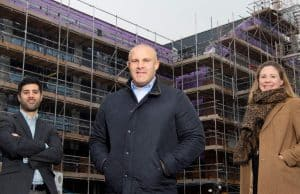 Scaffolding specialists, CASS have secured investment from the Development Bank of Wales