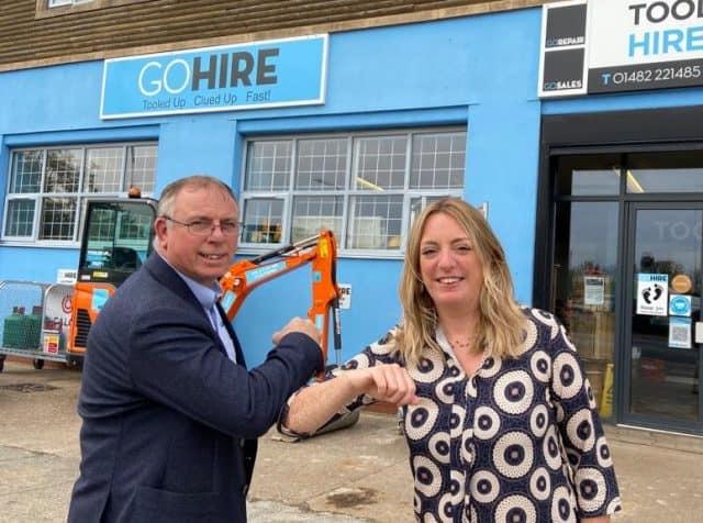 Caspian confirm sale of Grimsby tool hire depot