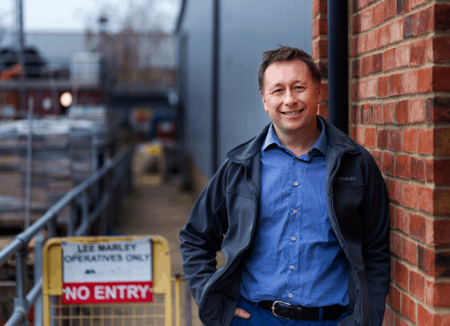 New Brickwork & Scaffolding Training Manager, Christian Hatherall-Good